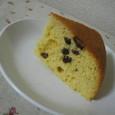 炊飯器ケーキ☆ラムレーズン