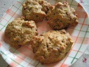 ドロップクッキー☆クルミ