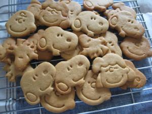 クッキー☆スヌーピー